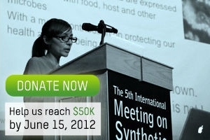 Donate Now - Help us reach $50 by June 15, 2012