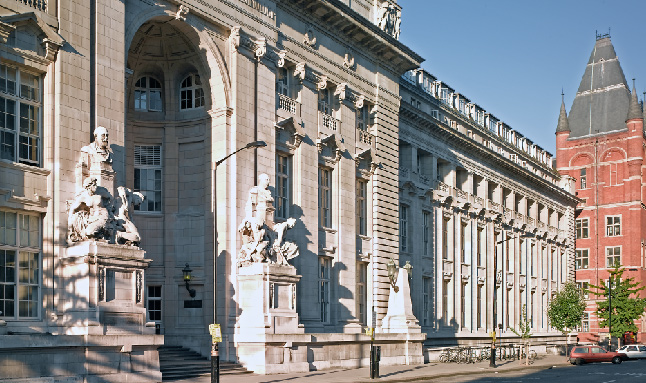 The Royal School of Mines building on Imperial College London's South Kensington Campus