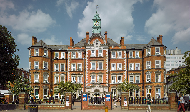 Imperial College London's Hammersmith Campus, part of the Faculty of Medicine